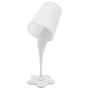 Woopsy Table Lamp - White