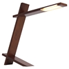 Plank Table Lamp - Walnut - LMS-LS-LED-PLANK-WL