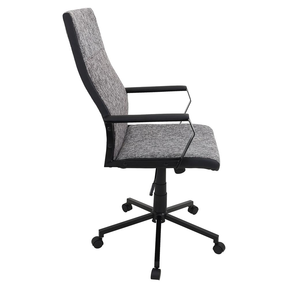 Congress Height Adjustable Office Chair Swivel Black