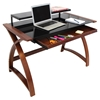 Bentley Office Desk - LMS-OFD-SW-BNT-WNG