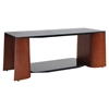 Ladder Rectangular Coffee Table - Walnut - LMS-TB-SW-CFLADDER