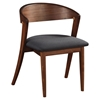 Amara Dining Chair - Black (Set of 2) - MOES-BC-1015-02