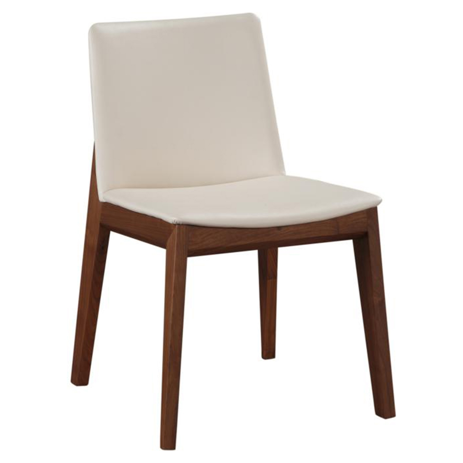 Deco Dining Chair - White (Set of 2) - MOES-BC-1016-05