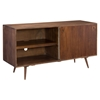 Blossom Sideboard - 3 Drawers, Brown - MOES-BZ-1009-20