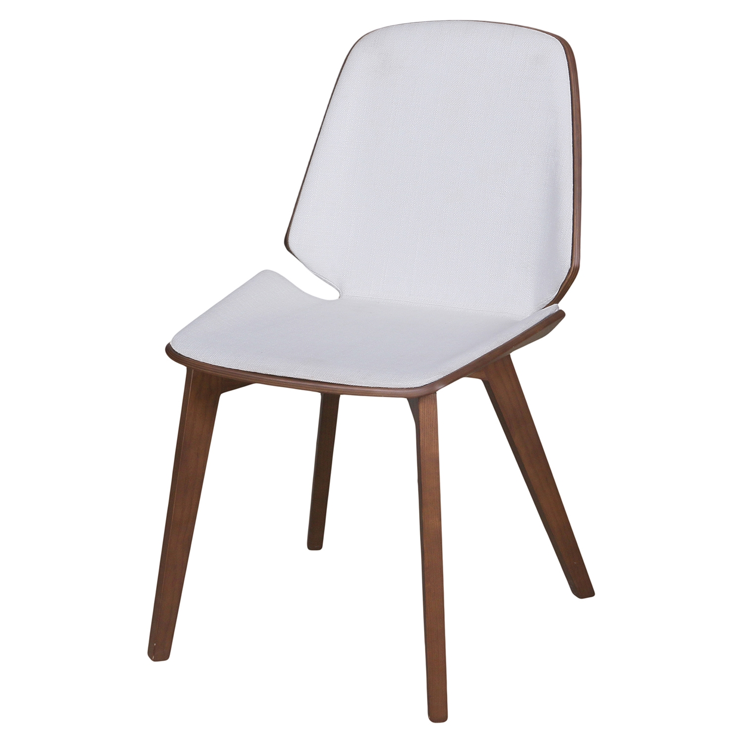 Austin Dining Chair - White (Set of 2) - MOES-CB-1030-18