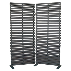 Dasha Room Divider - Black