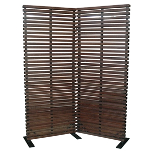 Dasha Room Divider - Brown