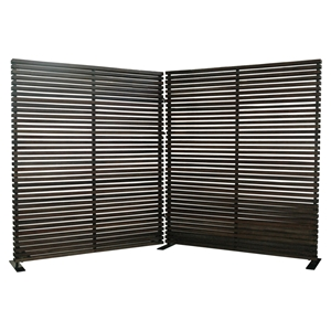 Damani Screen - Black
