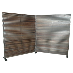 Damani Screen - Brown