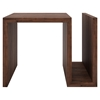 Naomi Side Table - Magazine Rack, Natural - MOES-EC-1060-24