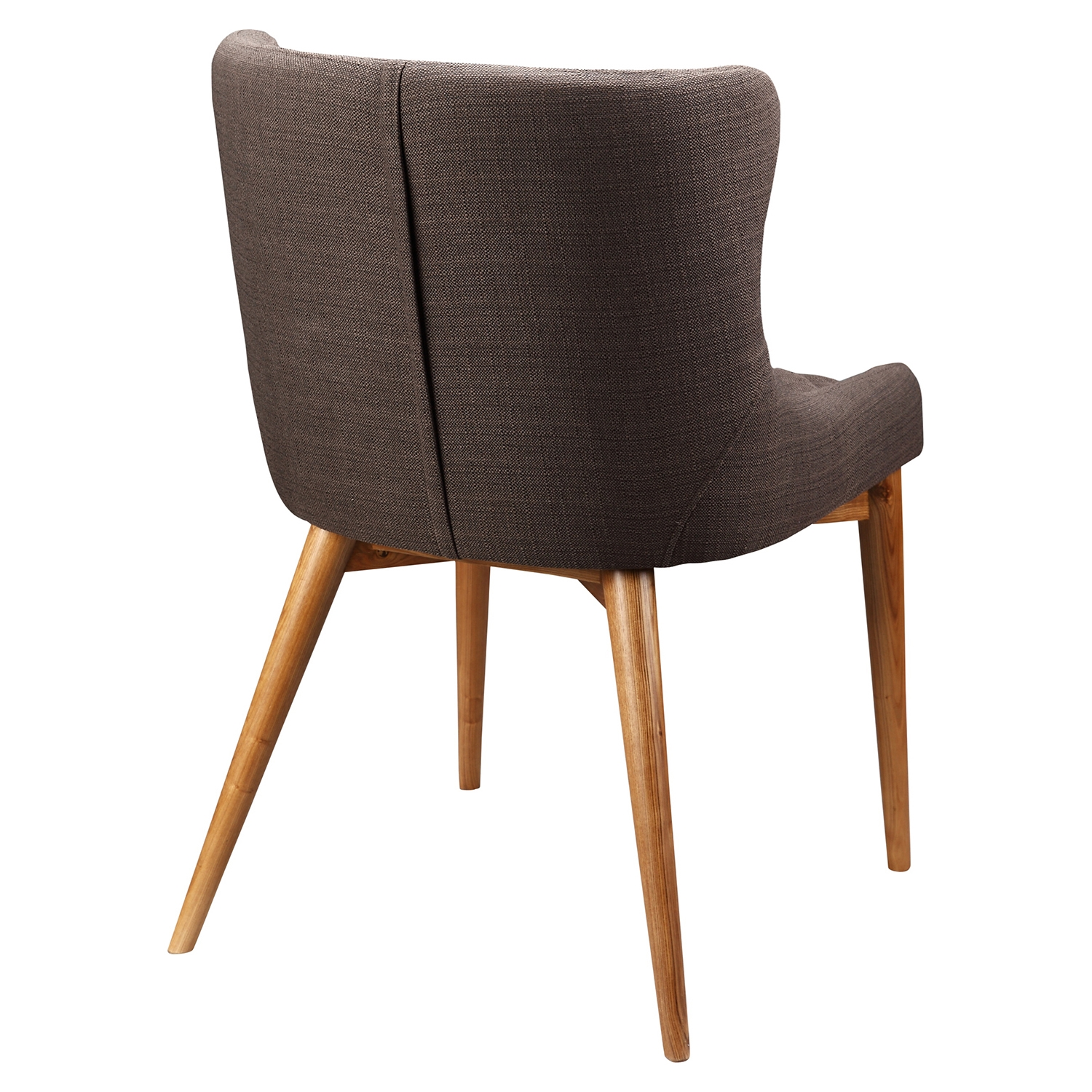 Dax Dining Chair - Brown - MOES-EH-1099-49