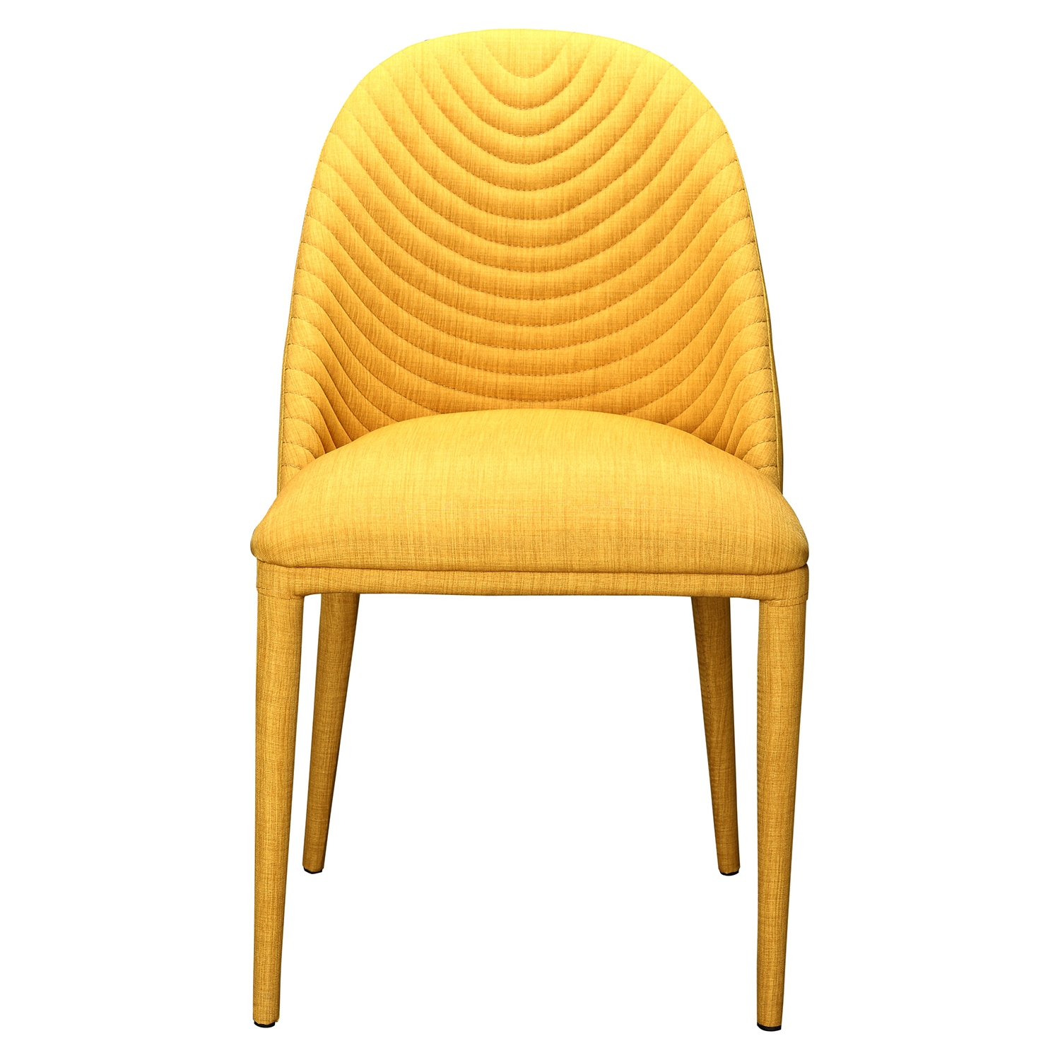 Libby Dining Chair - Yellow (Set of 2) - MOES-EH-1100-09