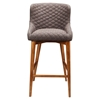 Doyle Counter Stool - Brown - MOES-EH-1101-24