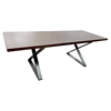 Cabello Extension Dining Table - Walnut - MOES-ER-1077-21