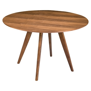 Dover Small Dining Table - Walnut