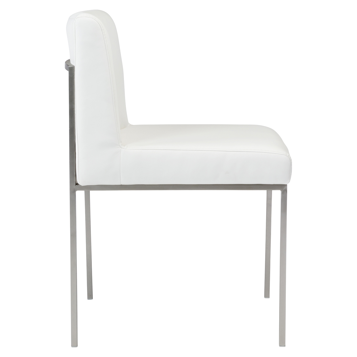 Capo Side Chair - White (Set of 2) - MOES-ER-1194-18