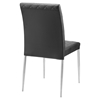 Cali Dining Chair - Black (Set of 2) - MOES-ER-2006-02
