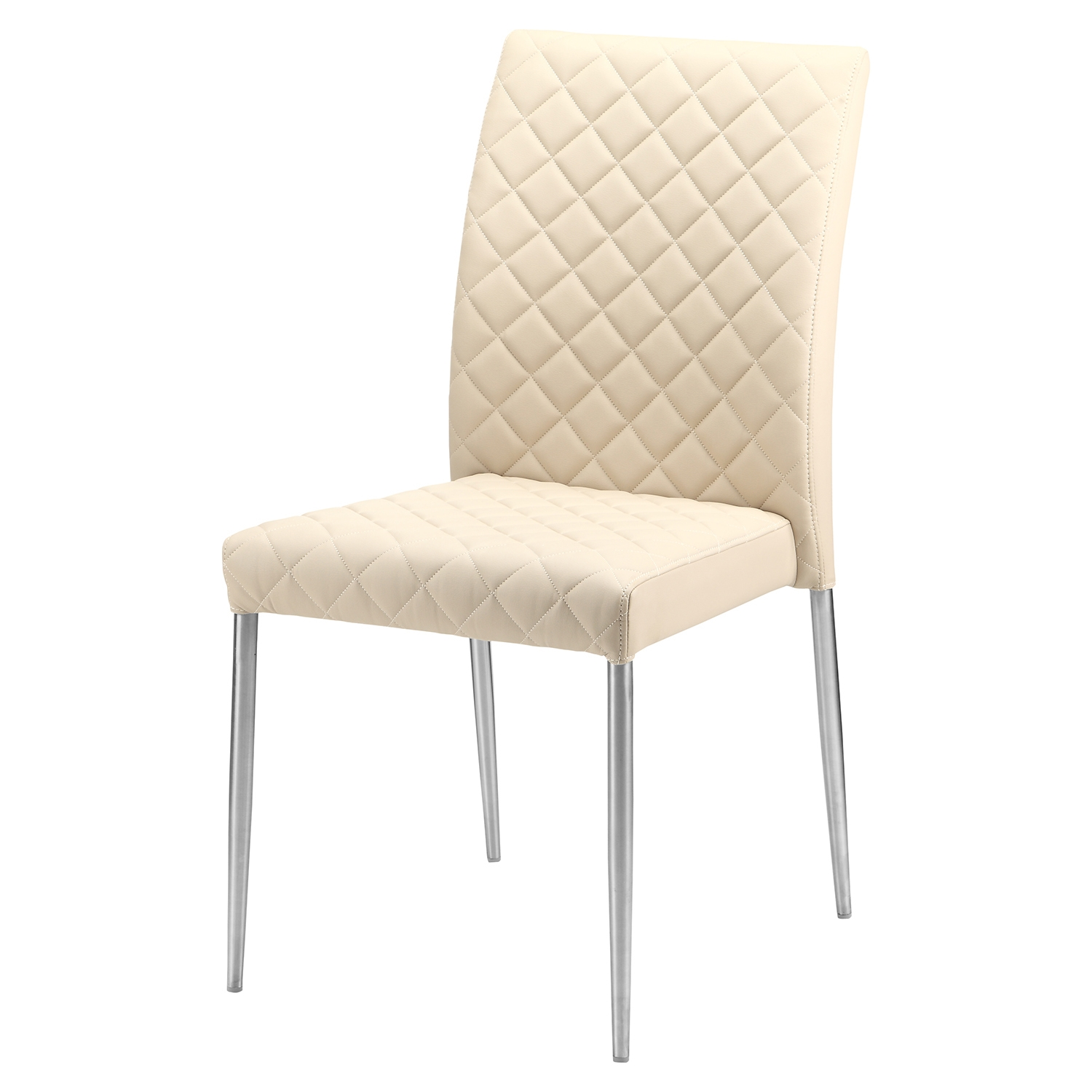 Cali Dining Chair - White (Set of 2) - MOES-ER-2006-65