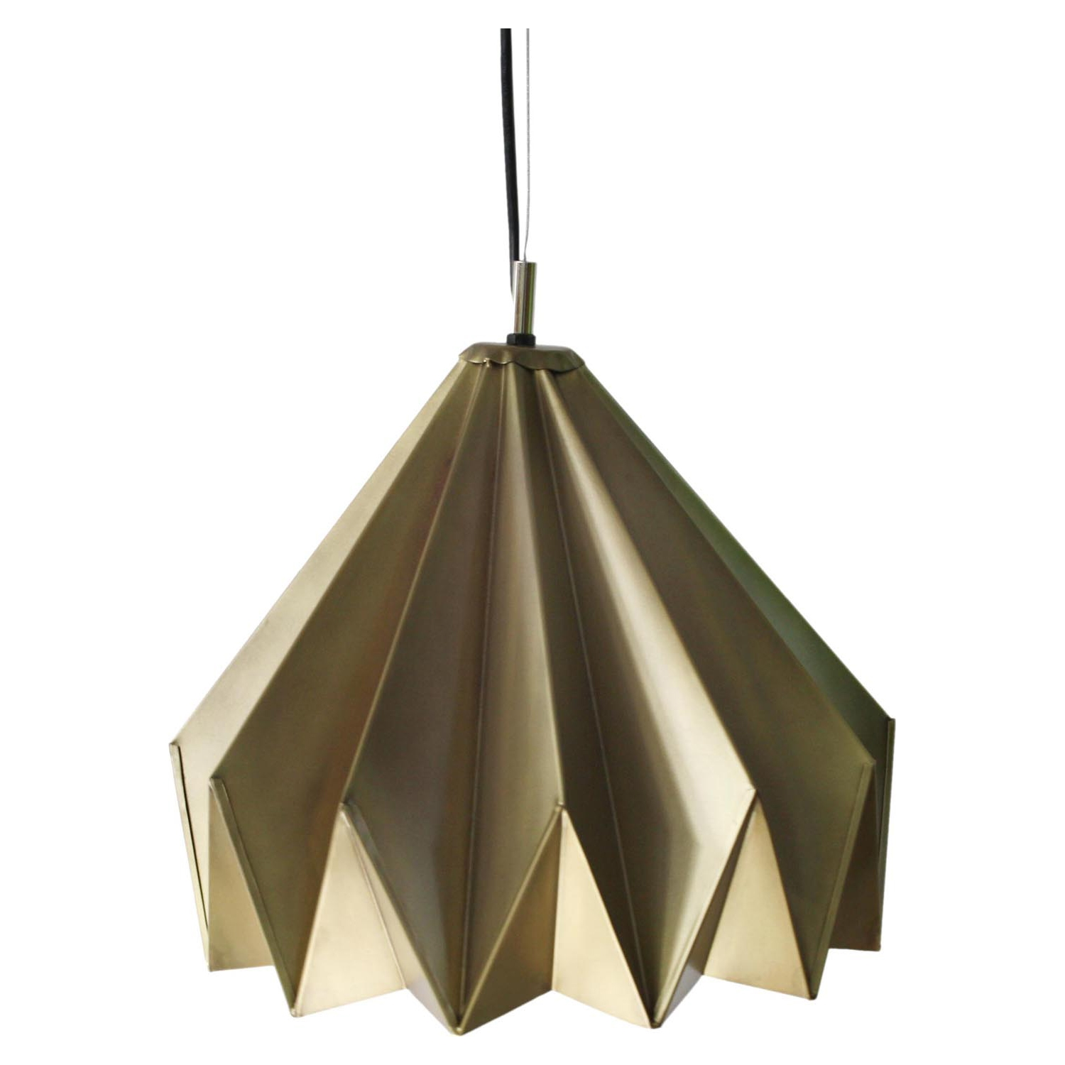 Fausto Pendant Lamp - Gold - MOES-FD-1004-32