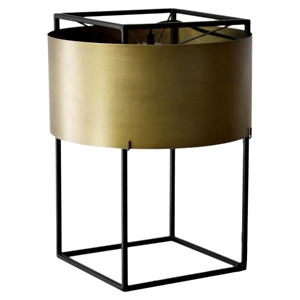 Franco Table Lamp - Gold