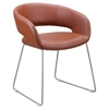 Alex Dining Chair - Coffee (Set of 2) - MOES-HK-1004-14