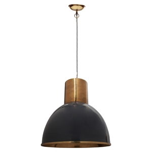 Leon Pendant Lamp - Gray