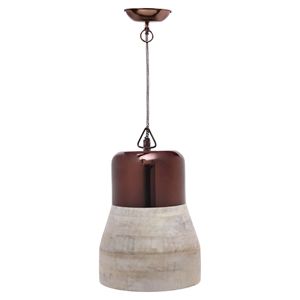 Baltazar Pendant Lamp - Cream