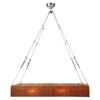 Clarice Pendant Lamp - Amber - MOES-JX-1002-20