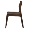 Axis Wood Dining Chair - Light Brown (Set of 2) - MOES-LX-1021-03