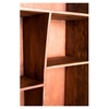 Niagara Left Cube Bookcase - Light Brown - MOES-LX-1032-03-L
