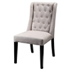 Fabiana Button Tufted Accent Chair - Sierra (Set of 2) - MOES-ME-1018-23