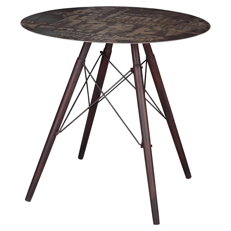 hetfield cafe table