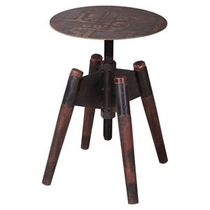 Hetfield Stool - Dark Gray