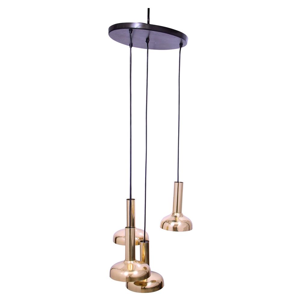Enzo 4 Light Pendant Lamp
