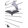 Flying Birds Wall Art - MOES-OR-1007-37