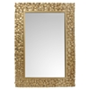 Pastiche Rectangular Mirror - Gold - MOES-OR-1011-32