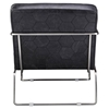 Desmond Club Chair - Black - MOES-PK-1045-02