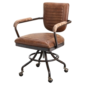 Foster Office Chair - Light Brown