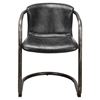 Freeman Dining Chair - Antique Black (Set of 2) - MOES-PK-1059-02