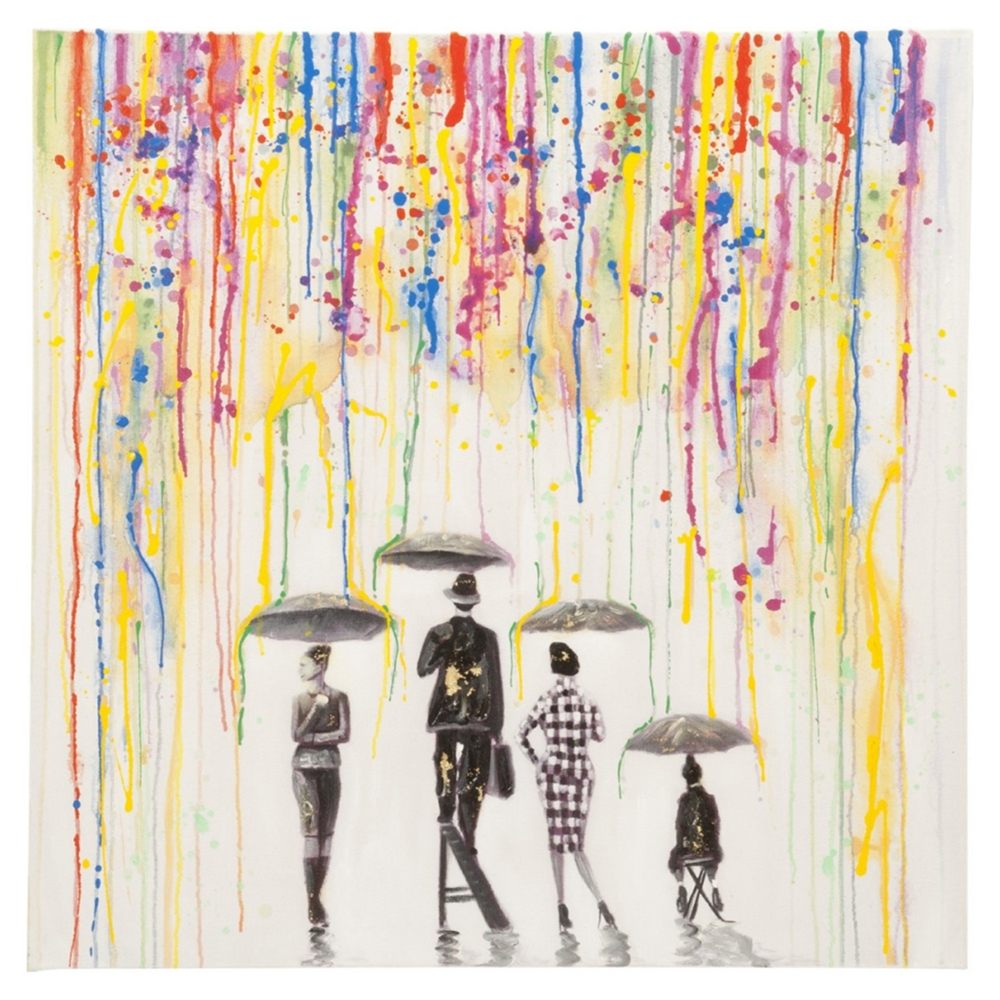 Rainshine wall decor dcg stores for What kind of paint to use on kitchen cabinets for four piece canvas wall art