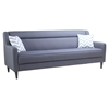 Benedetto Upholstery Sofa - Dark Gray - MOES-RN-1034-25