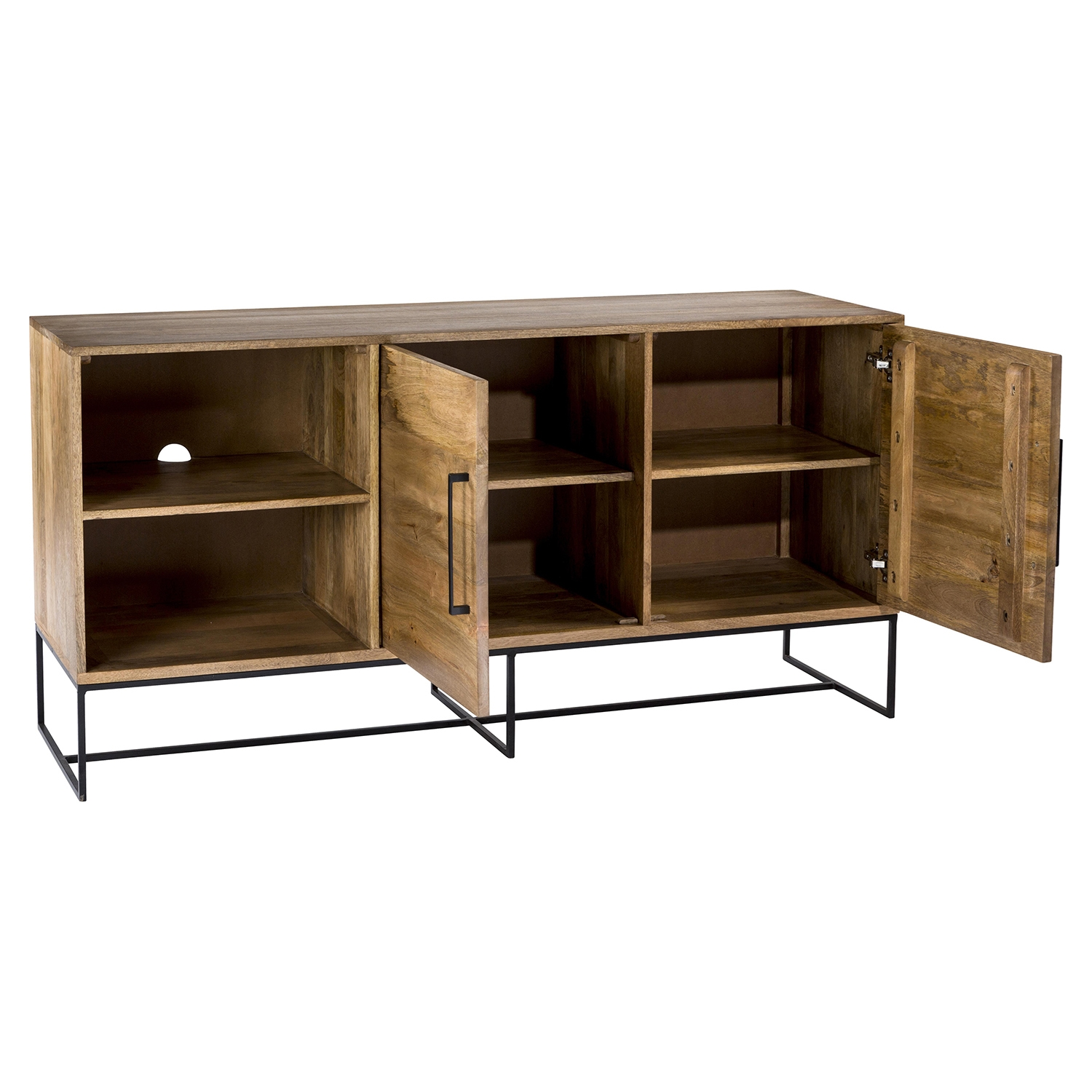 Colvin Entertainment Unit - Natural - MOES-SR-1029-24