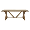 Malcolm Small Rectangular Dining Table - MOES-SR-1052-29