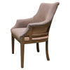 Fabrice Upholstery Club Armchair - Gray - MOES-SX-1009-25