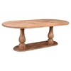 Milo Dining Table - Light Brown - MOES-VE-1018-03