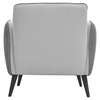 Palco Club Chair - Light Gray - MOES-WH-1004-29