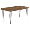 Boneta Small Dining Table - Natural - MOES-XA-1055-24