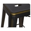 Cyprus Counter Stool - Brown (Set of 2) - MOES-ZF-1005-42
