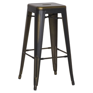 Cyprus Counter Stool - Brown (Set of 2)