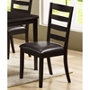Diligence Ladderback Side Chair - Cappuccino (Set of 2) - MNRH-I-1692